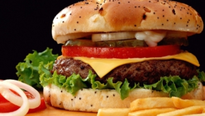 Fast Food Hd Desktop