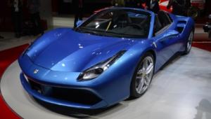 Ferrari 488 Spider Hd Background
