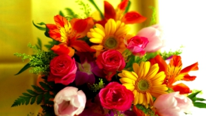 Flower Bouquet Hd