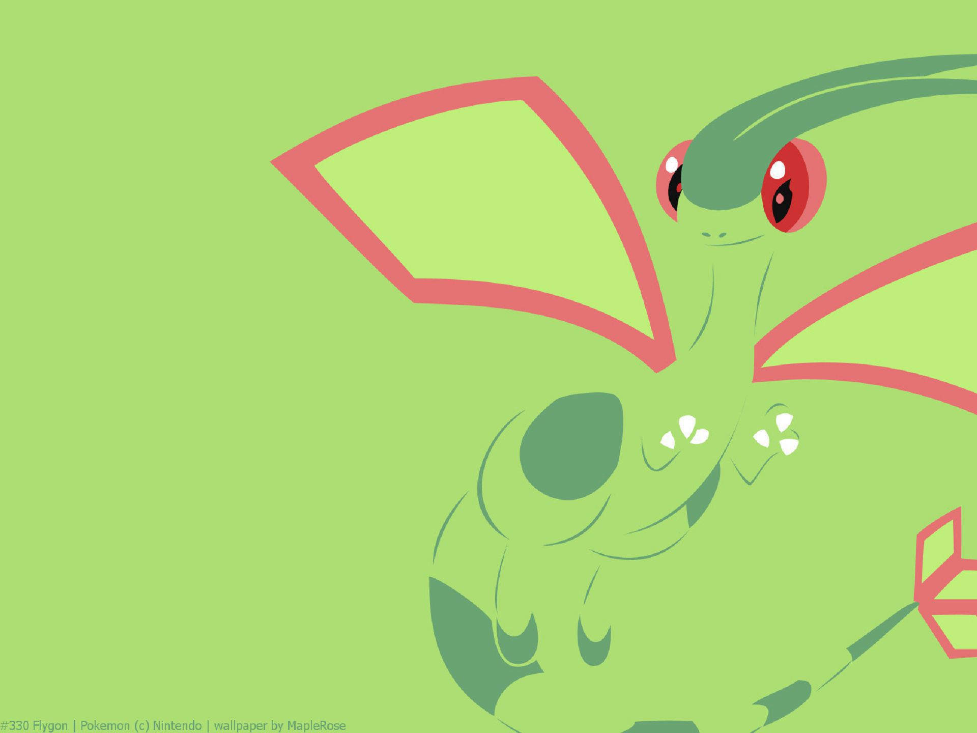 Flygon Images