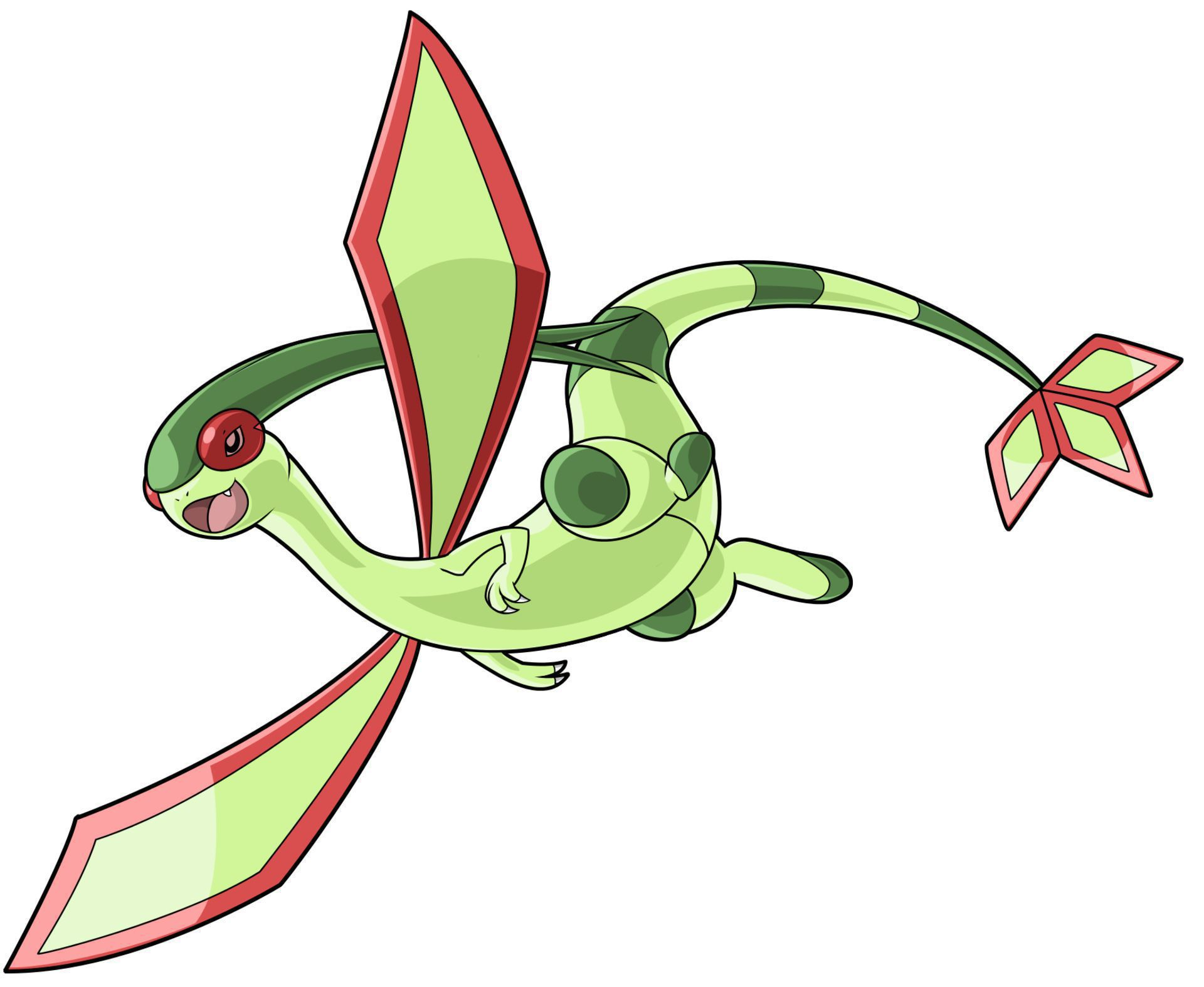Flygon Photos