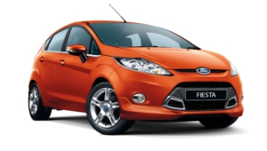 Ford Fiesta 4k