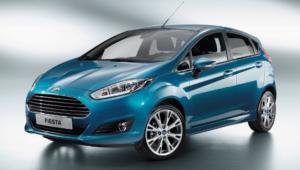 Ford Fiesta Hd Desktop