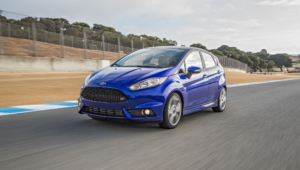 Ford Fiesta St Photos