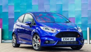Ford Fiesta St Wallpaper