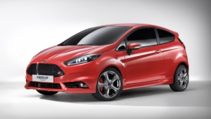 Ford Fiesta St Widescreen