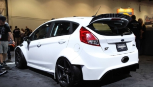Ford Fiesta St Full Hd