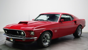 Ford Mustang Desktop