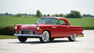 Ford Thunderbird Desktop