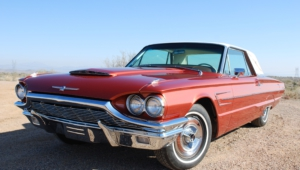 Ford Thunderbird Photos