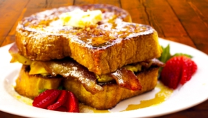 French Toast Computer Backgrounds
