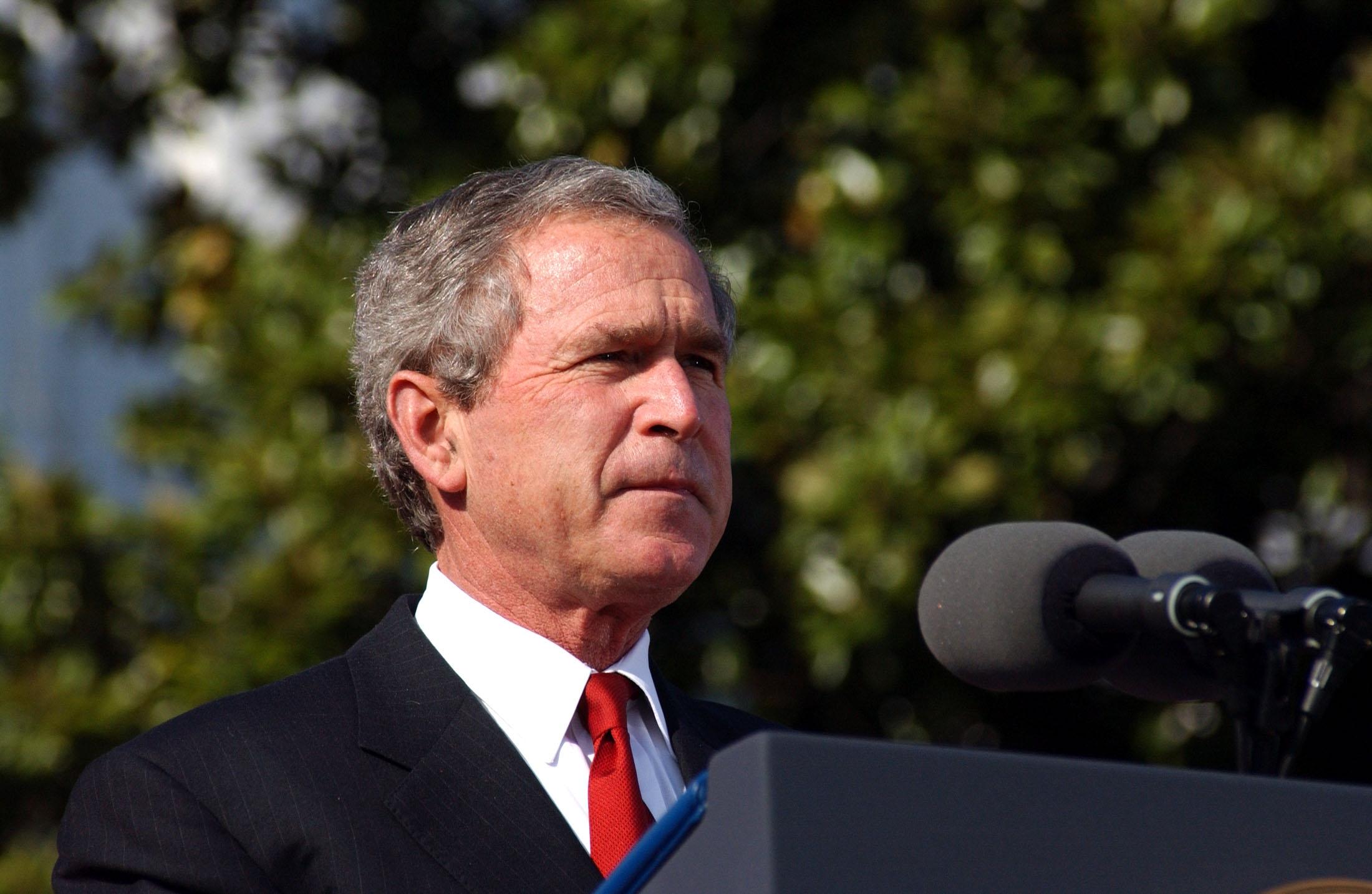 George Bush Computer Wallpaper