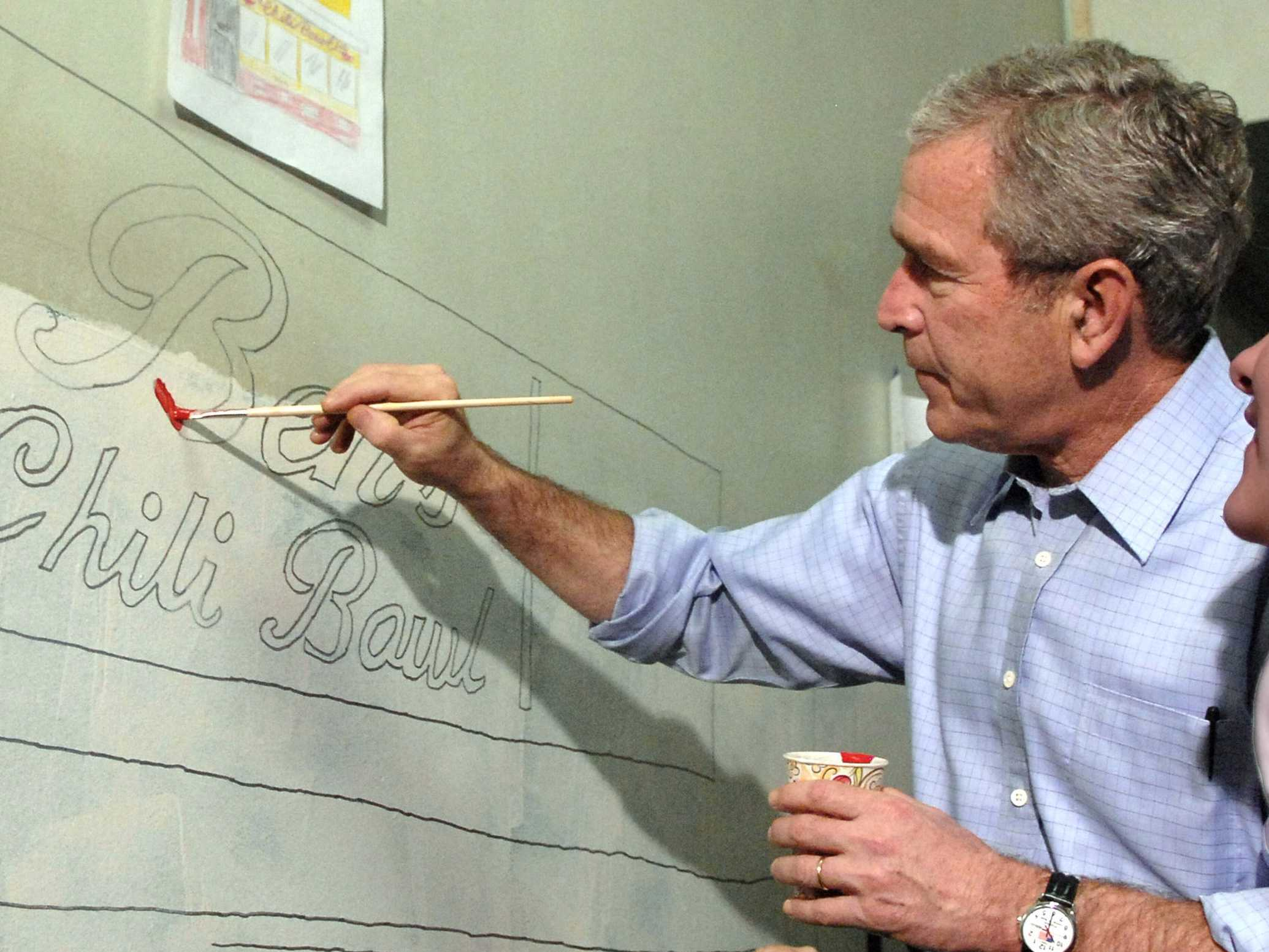 George Bush Desktop