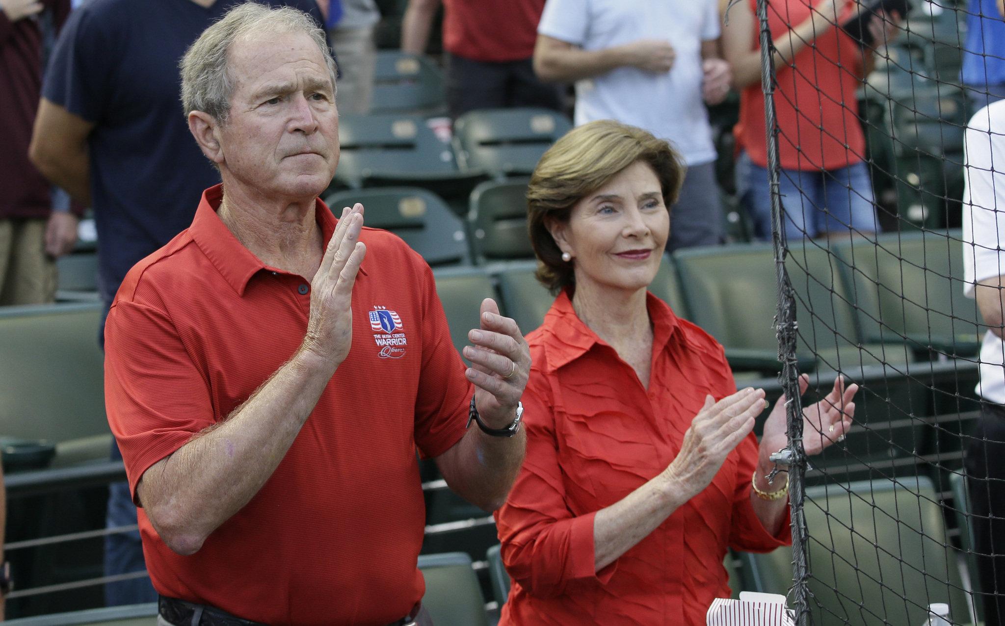 George Bush Hd Desktop
