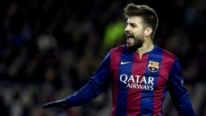 Gerard Pique Background