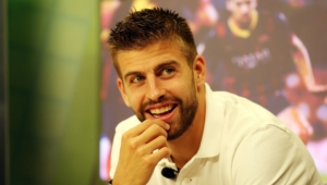 Gerard Pique High Definition