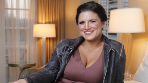 Gina Carano Background