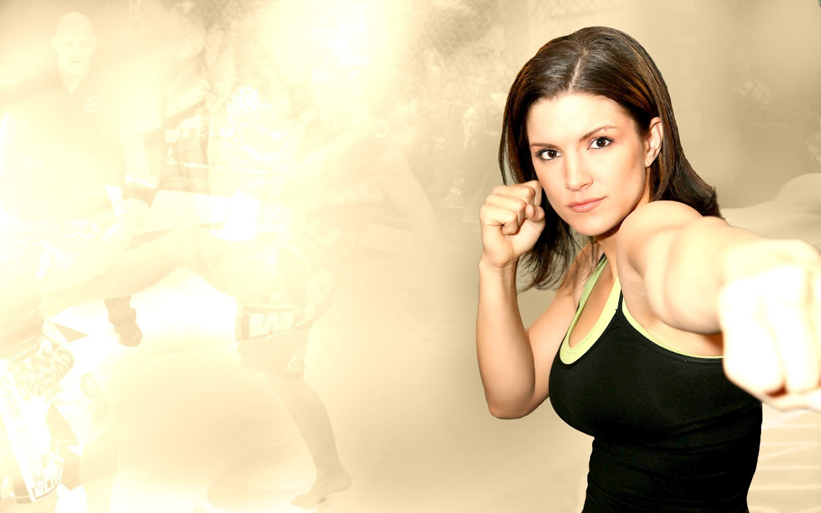Gina Carano Wallpapers Images Photos Pictures Backgrounds