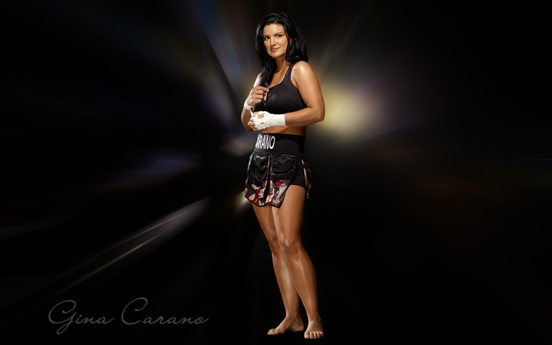 Gina carano body