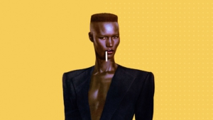 Grace Jones Desktop Wallpaper
