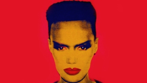 Grace Jones Widescreen
