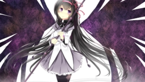 Homura Akemi High Definition Wallpapers