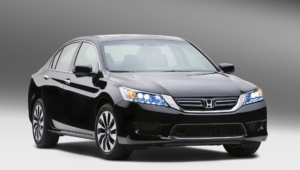 Honda Accord Photos