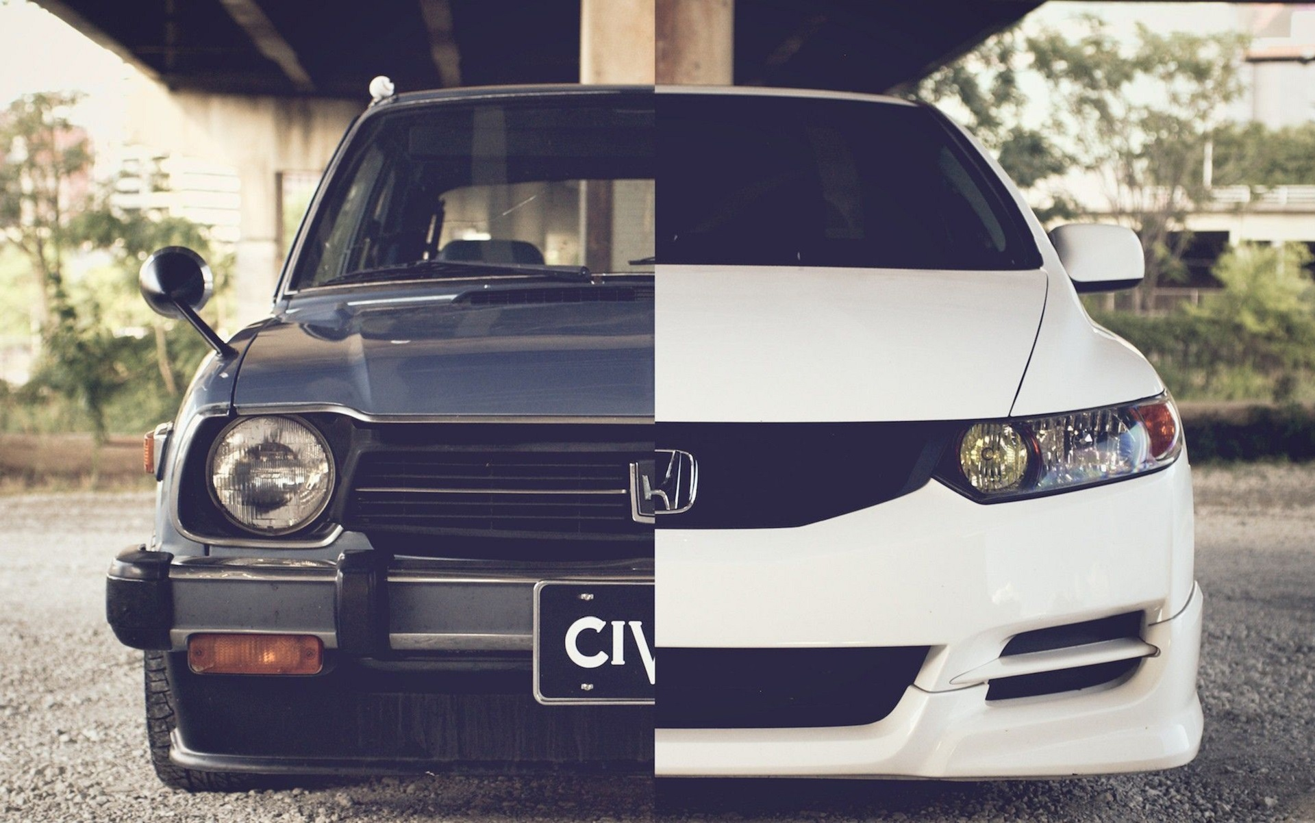 Honda Civic Wallpapers Images Photos Pictures Backgrounds