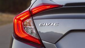 Honda Civic Widescreen