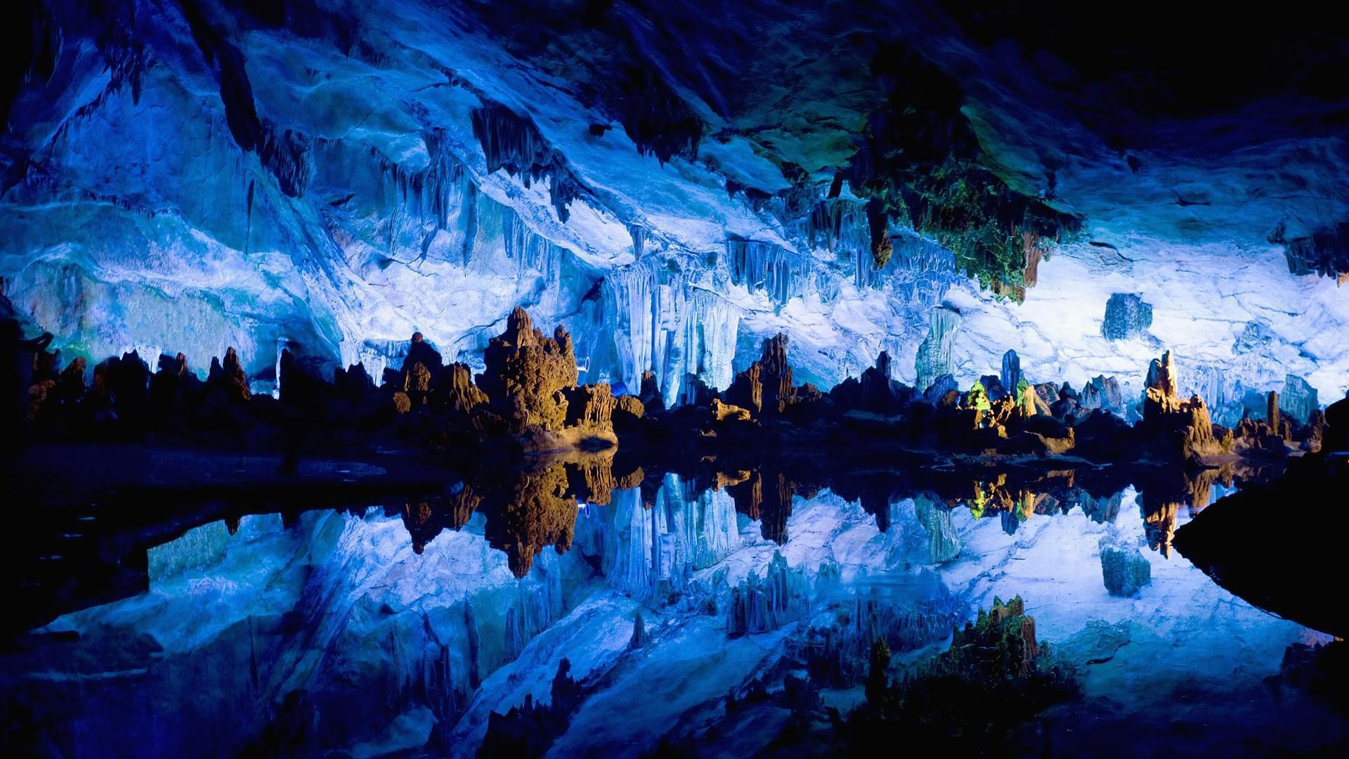 Illuminated Caves