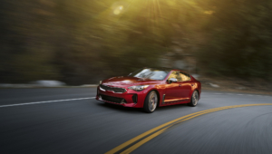 Images Of Kia Stinger