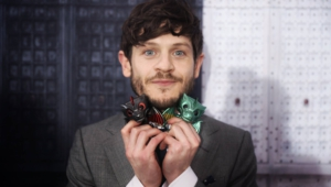 Iwan Rheon Photos