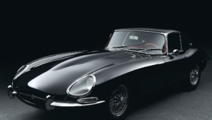Jaguar E Type Hd