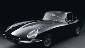 Jaguar E Type Hd