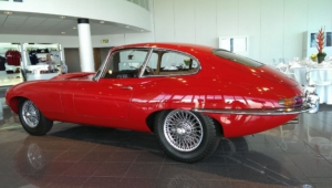 Jaguar E Type Hd Desktop