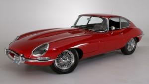 Jaguar E Type For Desktop