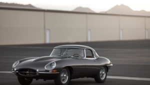 Jaguar E Type Full Hd
