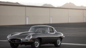 Jaguar E Type Full Hd