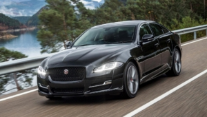Jaguar Xj Background