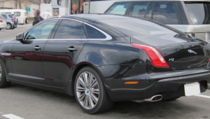 Jaguar Xj Hd Wallpaper