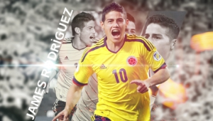 James Rodriguez High Definition