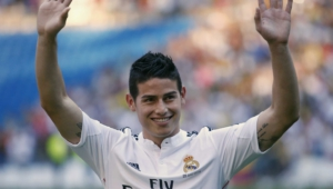 James Rodriguez High Definition Wallpapers