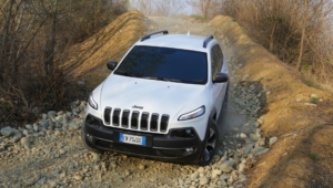 Jeep Cherokee Desktop Wallpaper
