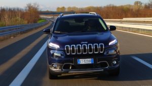 Jeep Cherokee Wallpaper