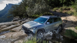Jeep Cherokee Wallpapers Hq