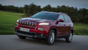 Jeep Cherokee Widescreen