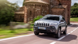 Jeep Cherokee Full Hd