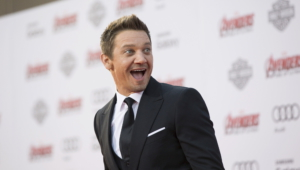 Jeremy Renner Widescreen