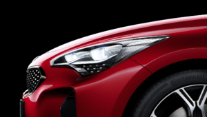 Kia Stinger Background