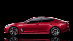 Kia Stinger Desktop Images